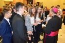 Spotkanie opłatkowe szkół Jana Pawła II