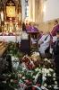 Uroczystości pogrzebowe śp. ks. kan. Andrzeja Oleszczuka